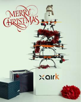 AIRK drones cierra un 2018 repleto de participaciones y conferencias en el sector del vuelo