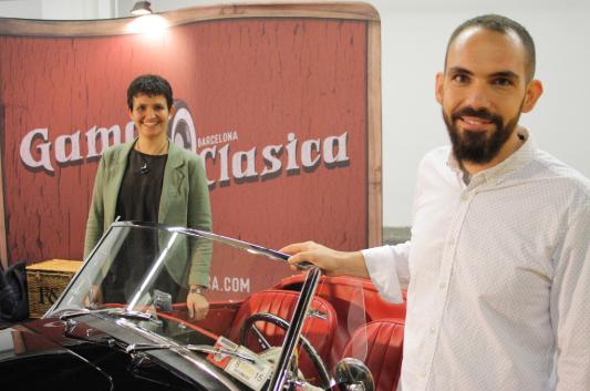 Fotografia Josep y Noelia Solé, fundadores de Gama Clásica