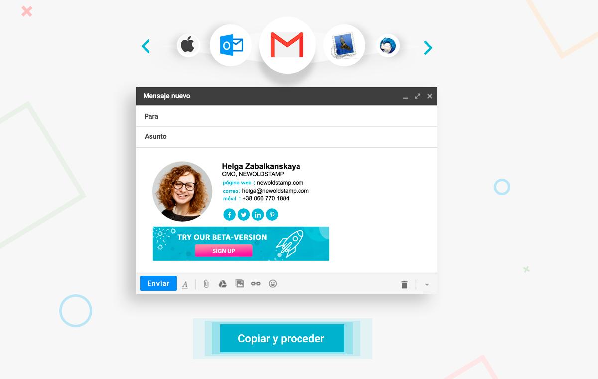 Fotografia NEWOLDSTAMP | Marketing de firmas de correo