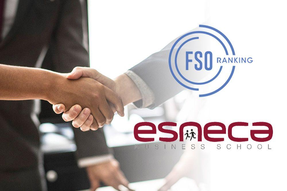 Foto de ESNECA, en el top 25 del Ranking FSO mundial de escuelas de