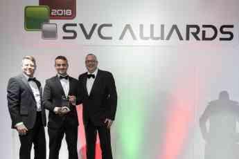 Imagen Schneider Electric SVC Awards