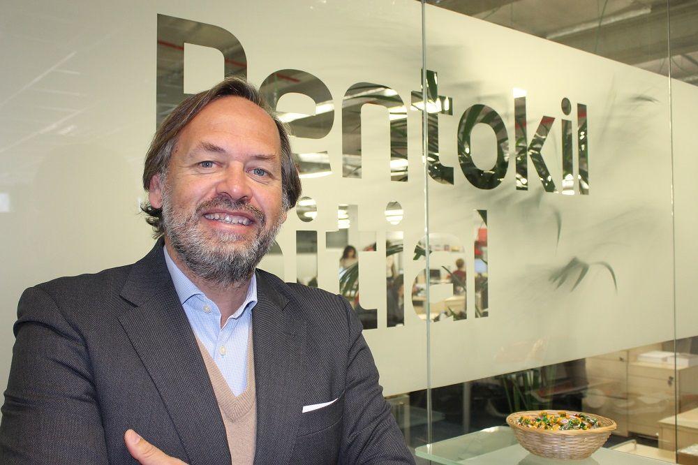 Nuevo HR Director Iberia y European HR Director Commercial and Marketing Areas de Rentokil Initial