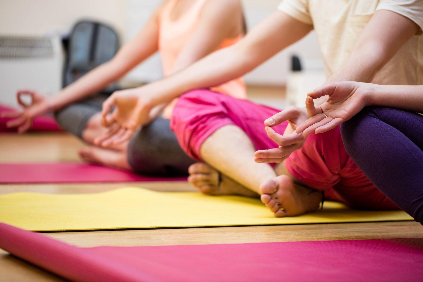 Fotografia Yoga Madrid