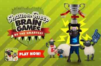 Foto de Shaun the Sheep - Entrena tu mente cover