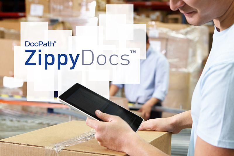 """Fotografia """"ZippyDocs"""", el nuevo software para operadores de"""