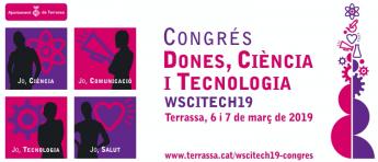 Congrés Dones, Ciència i Tecnologia de Terrassa