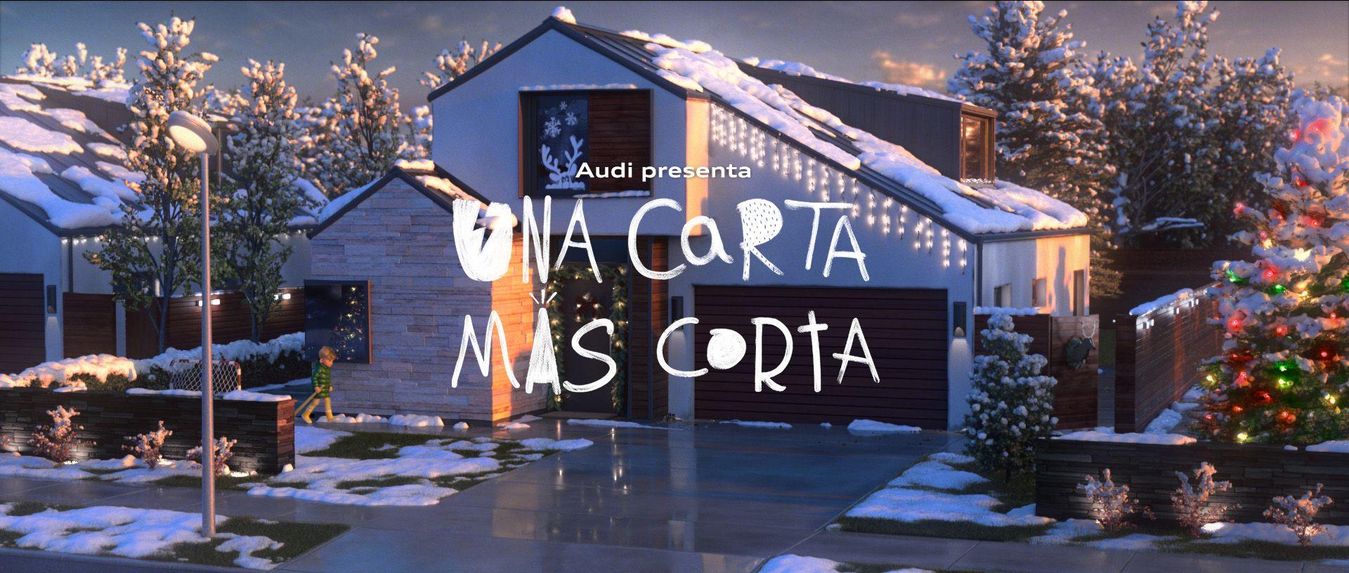 Fotografia Campaña Una Carta Más corta