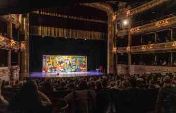 Foto de Imagen general del Teatro Victoria Eugenia.