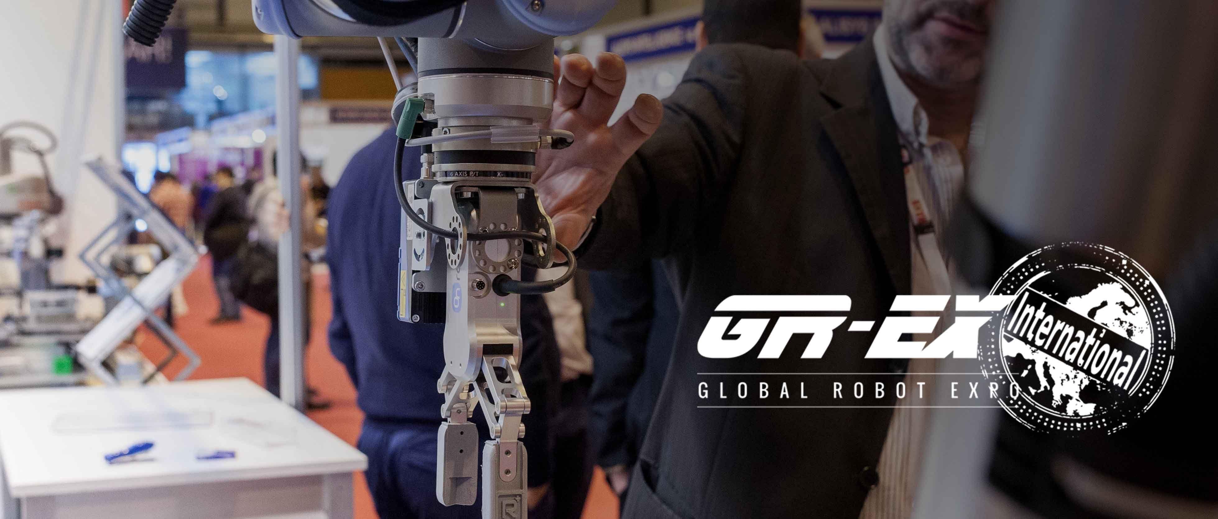 Foto de Universal Robots en Global Robot Expo