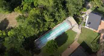 Abrisud realiza un ranking con las cubiertas de piscina más destacadas del año