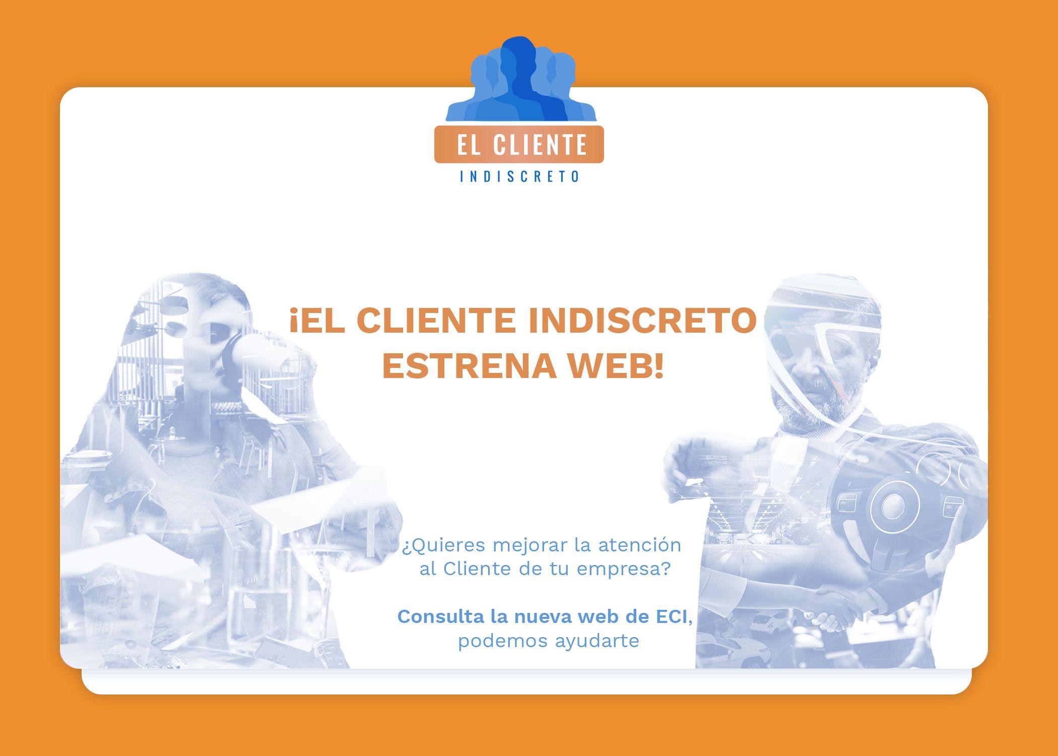Fotografia Cliente indiscreto web