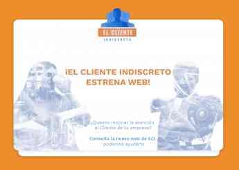 Cliente indiscreto web