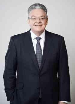John Pearson, CEO de DHL Express
