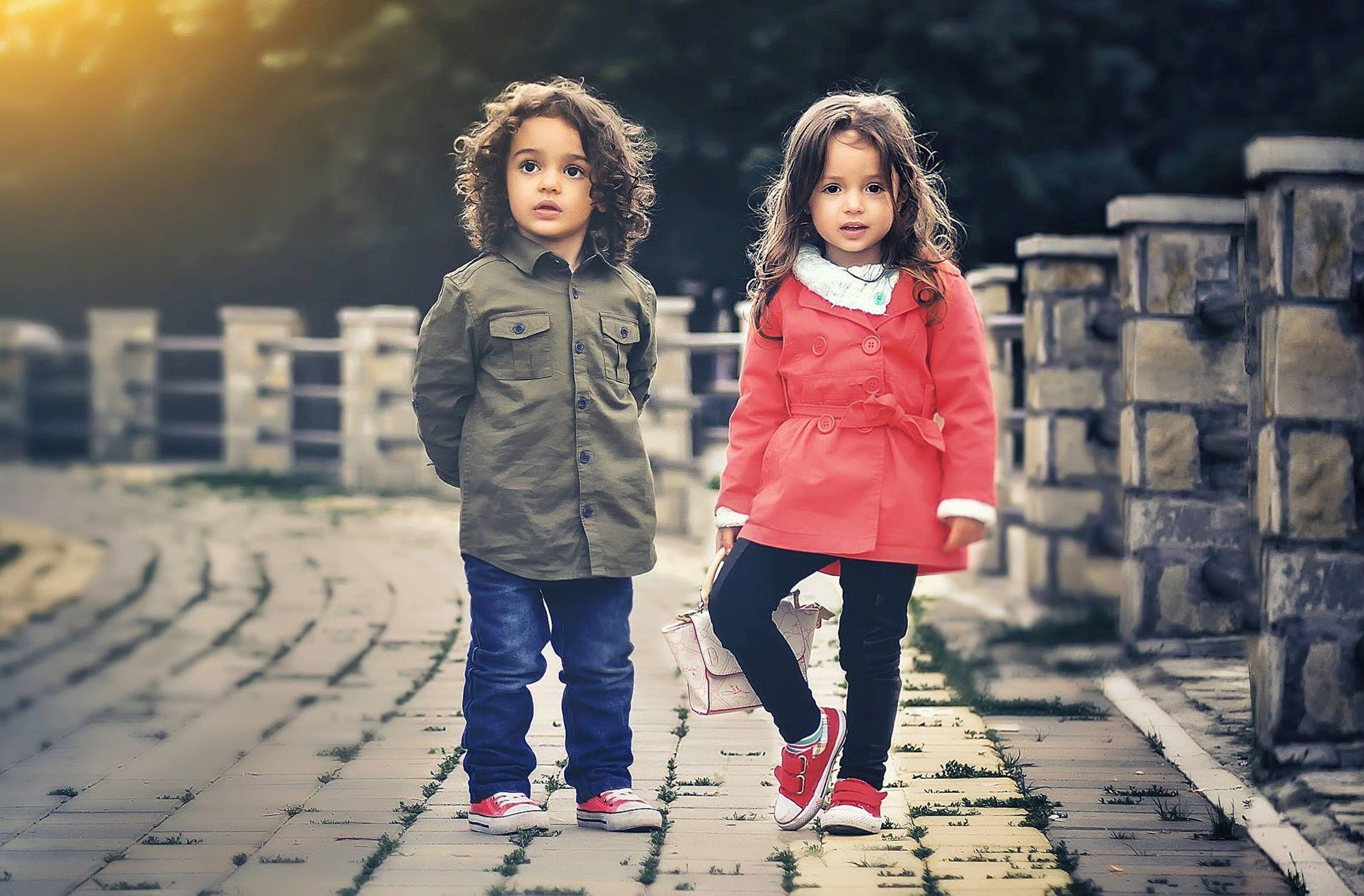 Fotografia Los niños emperadores