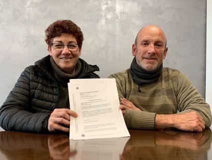Foto de Montserrat y Juan Jose consiguen cancelar más de 360.000 eur