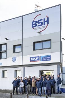 BSH da la bienvenida al 2019 en su web