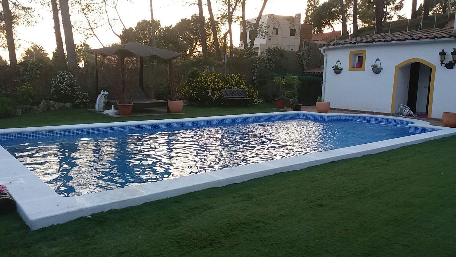 Foto de Reparación piscinas Barcelona