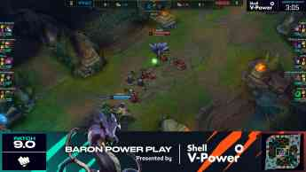 Baron V Power