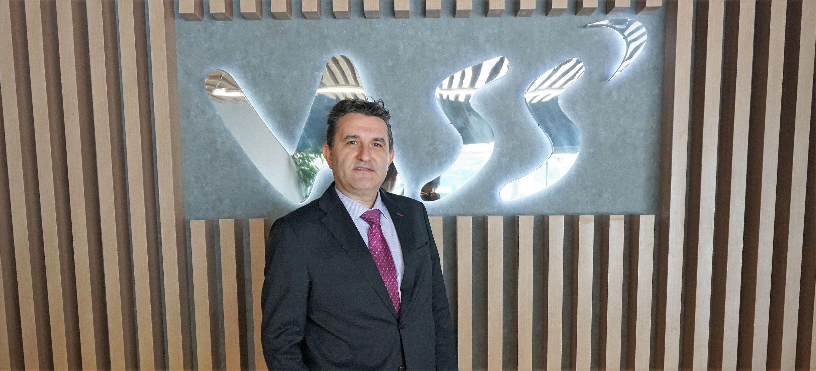 Foto de Pedro Antón, nuevo director de AAPP de VASS