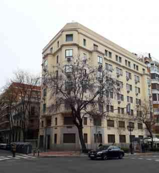 Edificio Eduardo Dato MGS