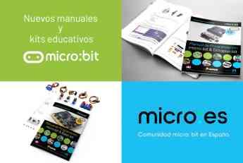 Foto de Nuevos manuales educativos para micro:bit