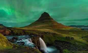 Auroras Boreales - Espectáculo Isalndia
