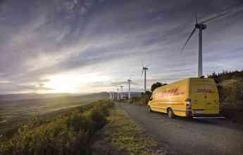 Entregas sostenibles DHL Parcel