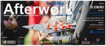 Afterwork Benéfico