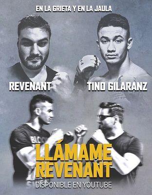 Fotografia Revenant MMA