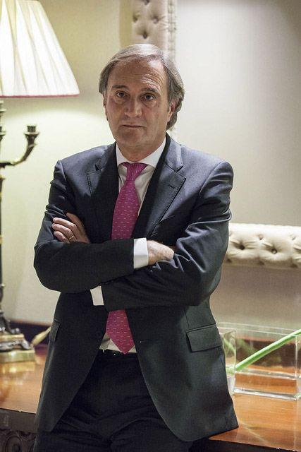 Foto de Miguel Ángel Saavedra, Presidente de FENEVAL