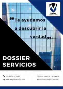 Servicios de detectives para empresas y particulares Megadetectives