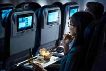 Foto de Pasajeros en clase Economy de Icelandair