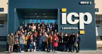 ICP Logística recibe a los estudiantes de CEREM y de ICIL