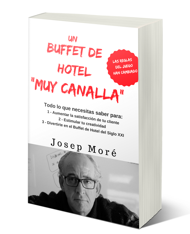 Foto de Portada libro Buffet de Hotel Canallla