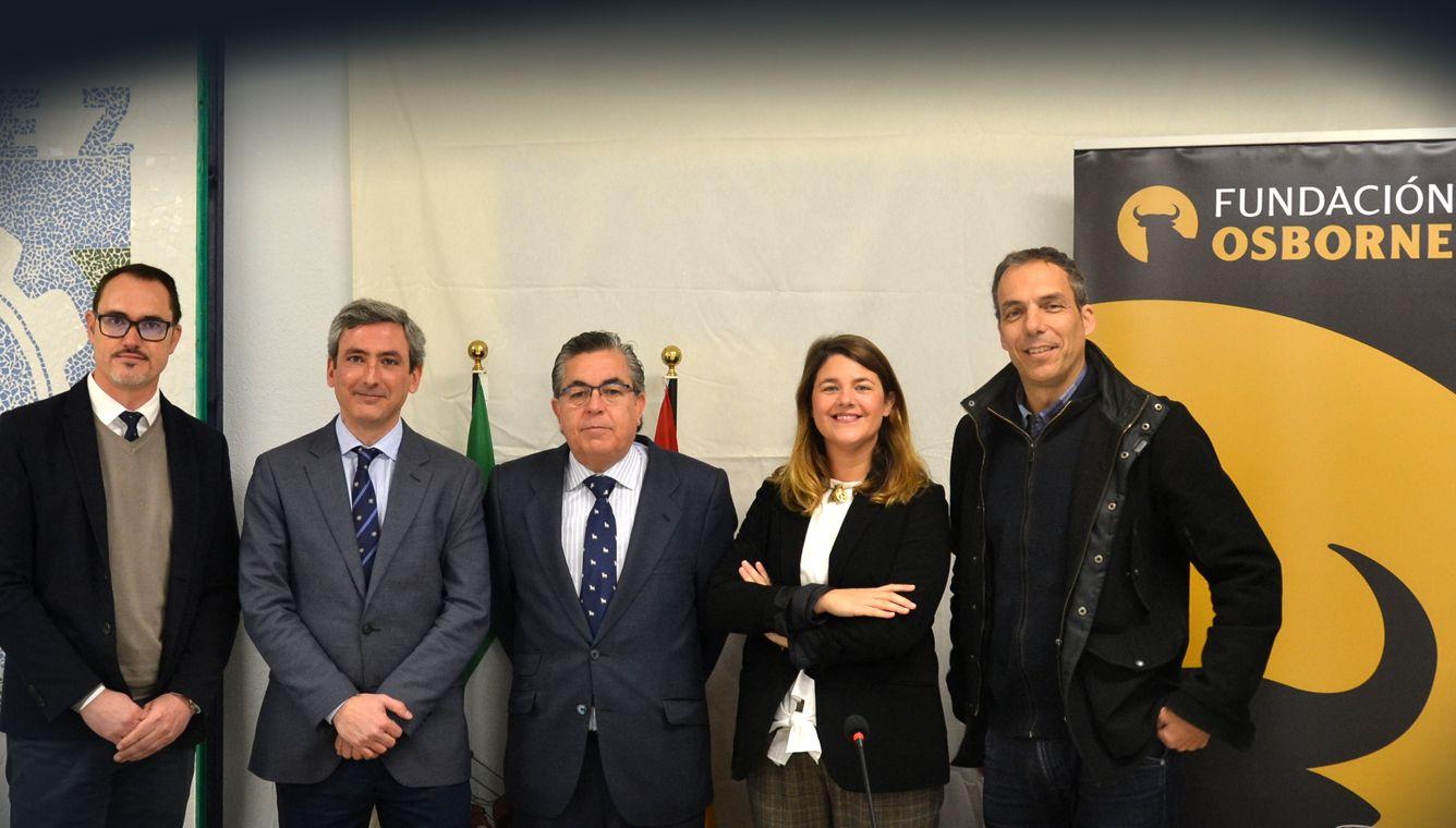 Foto de Fundación Osborne y SAFA