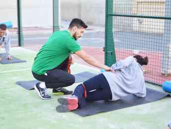 Actividad física en las empresas