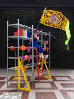 Tereza Ruller, abanderada del diseño performativo, en IED Madrid