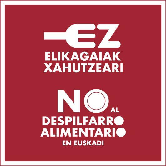 Foto de Plataforma No Despilfarro