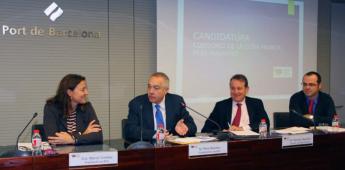 Pere Navarro es el presidente de la asociación Barcelona-Catalunya Centre Logístic
