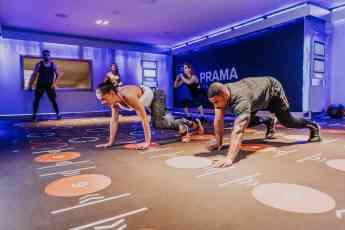 Uno de los centros PRAMA Fitness.