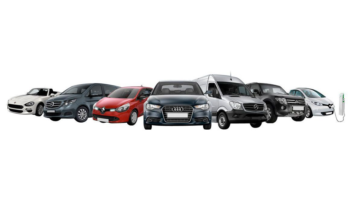 Nuevo Mercedes Clase X pick up doble cabina disponible para alquilar en Spain Car