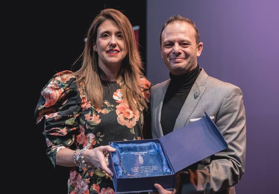 Foto de Entrega de premio