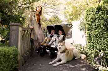 Foto de Duet Herringbone Mountain Buggy