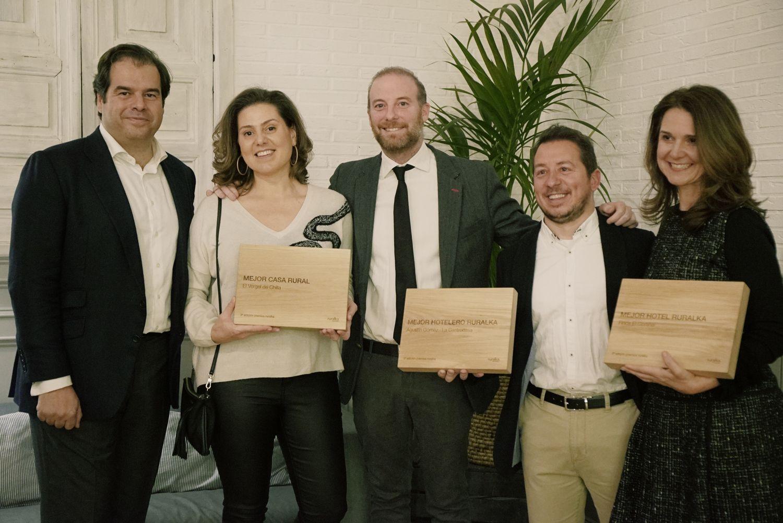 Foto de Ganadores de los Premios Ruralka