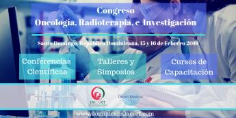 Congreso Oncología, Radioterapia e Investigación