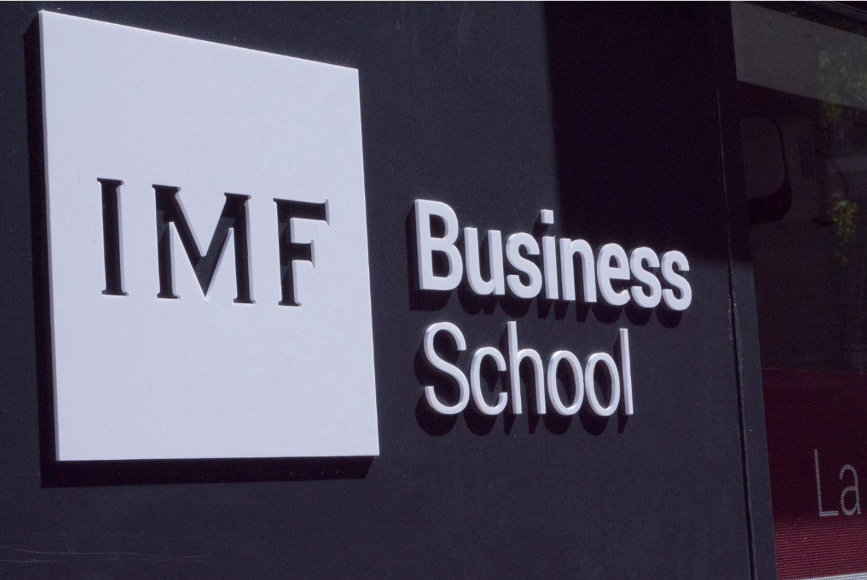 Fotografia IMF Bussines School