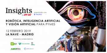 Insights by GR-EX : Robótica, Inteligencia Artificial y Visión Artificial para PYMES