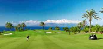 Foto de Abama Golf