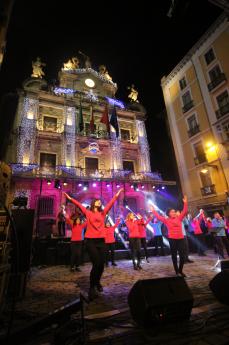 Concierto de Gospel en Pamplona