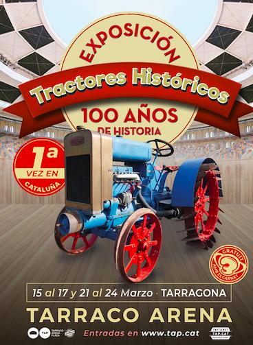 Foto de Tractores Históricos, Tarraco Arena